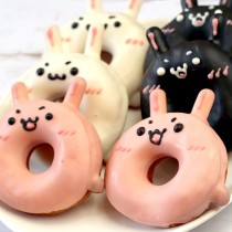 動物造型甜甜圈