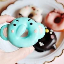 阿丸的動物圓迷你甜甜圈禮盒/12入